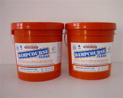 Dampcourse Clear 4L