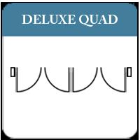 Deluxe Quad Doorframe