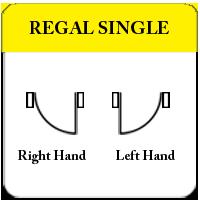 Regal Single Doorframe