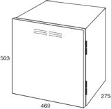 Standard Meter Box - Gas